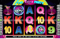 Vegas Party Slot at Miami Club Casino